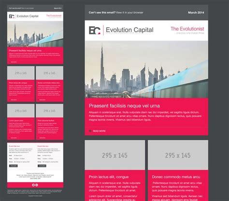 enewsletter template design best designed mailchimp newsletters חיפוש ב google
