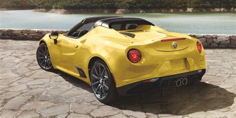 Alfa Romeo Spider Price by 2018 Alfa Romeo Spider Specs Release Date Price Engine