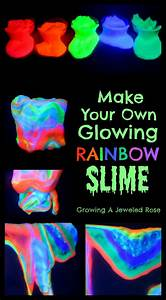 TOP 10 Homemade Slime recipes - Top Inspired