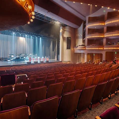 mccallum theater seating chart brokeasshomecom
