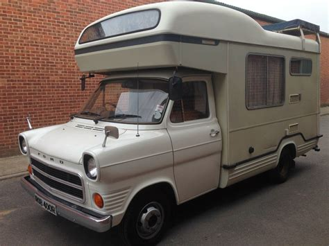 ford motorhome used rvs 1977 ford transit mk1 cer motorhome for sale