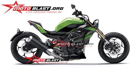Modification Kawasaki Z250sl by Unik Modif Kawasaki Z250sl Ala Cooper Motoblast