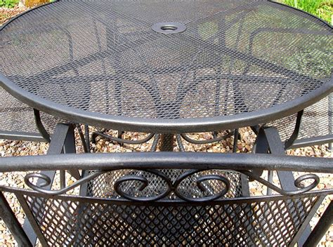 metal patio set patio design ideas