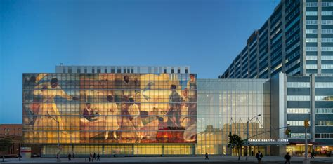 Harlem Hospital Mural Pavilion Address by Harlem Hospital Center Modernization