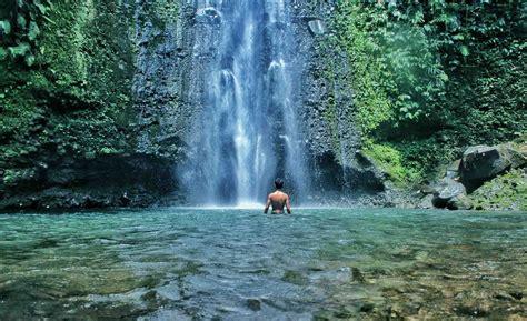 air terjun timponan lombok  nusa tenggara barat