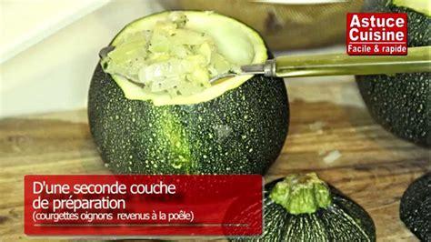 astuce cuisine recette originale courgette