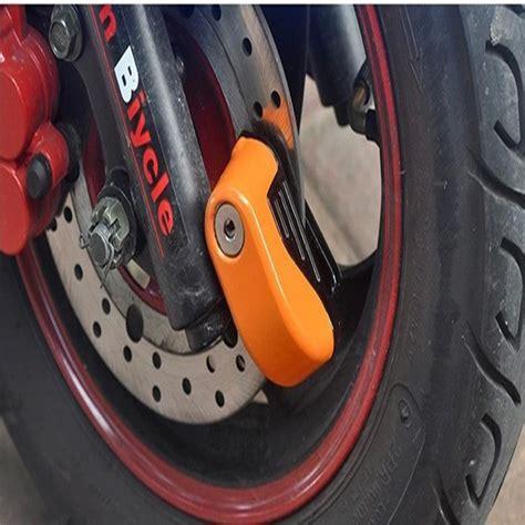 gembok alarm cakram motor dan sepeda pengaman tambahan untuk kendaraan anda harga jual