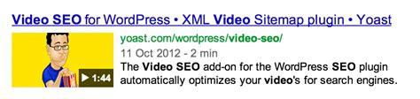 Video Seo For Xml Sitemap Plugin Yoast