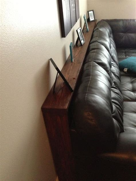 narrow table behind couch behind couch couch table and couch on pinterest
