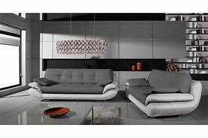 fauteuils de salle a manger 19 ensemble de canap233s 3 With salle À manger contemporaineavec fauteuil salle a manger design