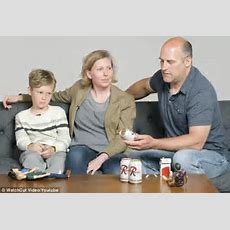 Parents Teach Kids About Peer Pressure In Funny New Video  Daily Mail Online