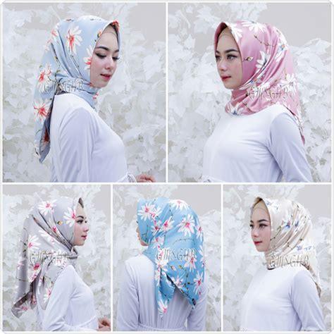 jilbab syari segi empat terbaru  kerudung syari