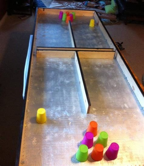 diy led light table light up your next party with this diy led beer pong table