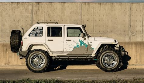 sema jeep for sale find of the day 2015 sema jeep wrangler best suv site