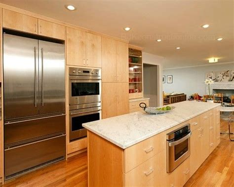 Modern Contemporary Kitchen With Cwp Cabinetry