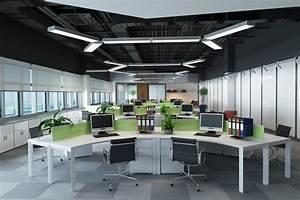 Modern, Office, Interior, 3d, Model, Max, Fbx, C4d