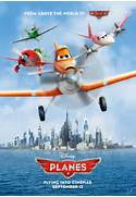 Planes Movie poster  Planes Poster