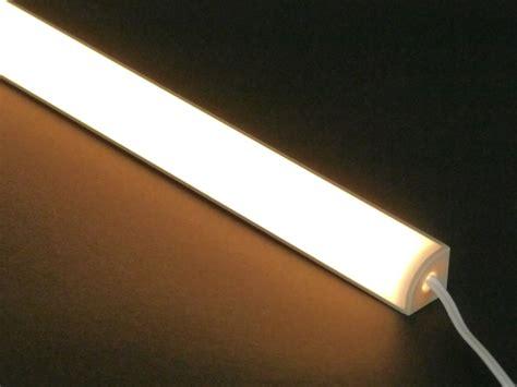 Led Lichtleiste Wohnzimmer by Xq Led Lichtleiste 2700k Warmwei 223 240lm F 252 R Eckmontage