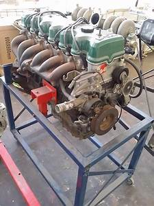Ford Falcon 6 Cylinder 4 Litre Intech Engine