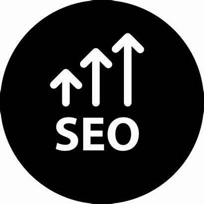Seo Symbol Icon Circle Engine Marketing Arrows
