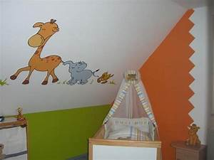 Babyzimmer Gestalten Beispiele : babyzimmer wandgestaltung malen ~ Indierocktalk.com Haus und Dekorationen