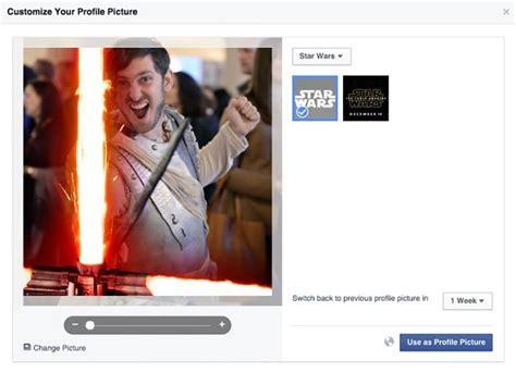Facebook gets Star Wars temporary lightsaber pics - SlashGear