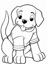 Coloring Puppy Pages Realistic Print Printable Dogs Getcolorings sketch template