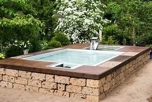 Kleiner Pool Für Terrasse : kleiner pool gro es vergn gen teichmeister ~ Orissabook.com Haus und Dekorationen