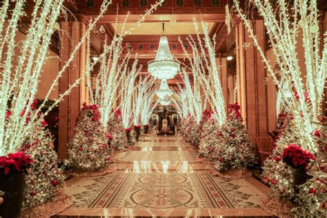 The Roosevelt Hotel New Orleans Christmas Decorations by Things To Do For Christmas With Kids In New Orleans Minitime