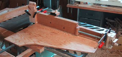 box joint jig woodworking plan rich  wood
