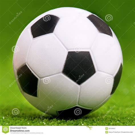 small soccer ball royalty  stock photography image