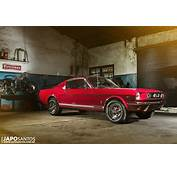 This 1966 Ford Mustang Is Absolutely Stunning In Bright