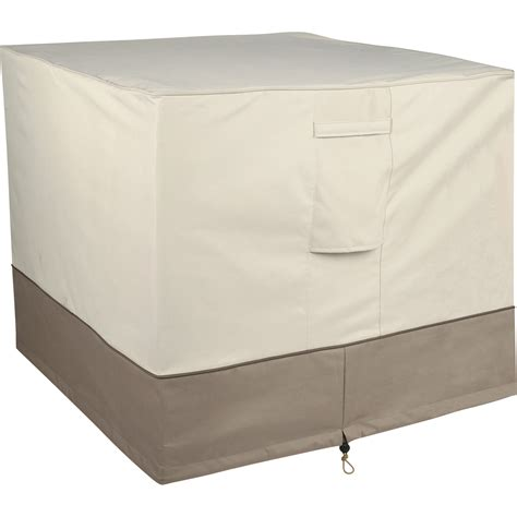 classic accessories outdoor patio furniture cover square