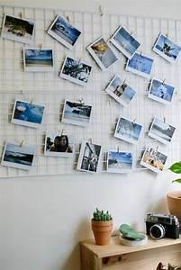 Ideen Mit Fotos : fotowand selber machen 66 wundersch ne ideen und inspirationen ~ Indierocktalk.com Haus und Dekorationen