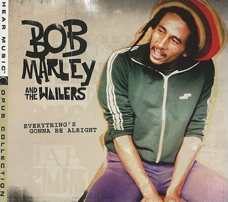 bob marley wailers everythings gonna  alright