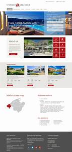 Advanced real estate website design and development for an ...
