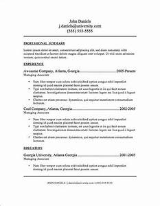 17 Best Images About Basic Resume On Pinterest