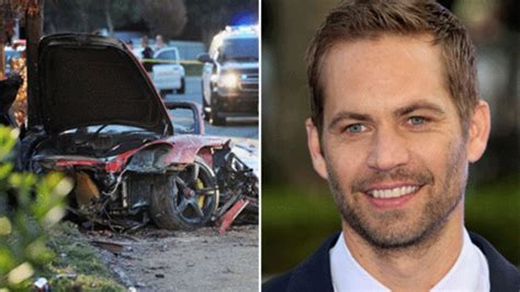 Fast & Furious actor Paul Walker dies in California car