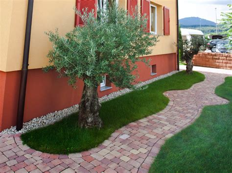 Weggestaltung Im Garten weggestaltung mit garageneinfahrt erion garten