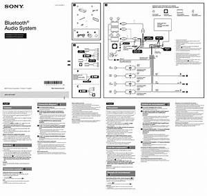 Wiring Diagram Sony Mex Bt3100p