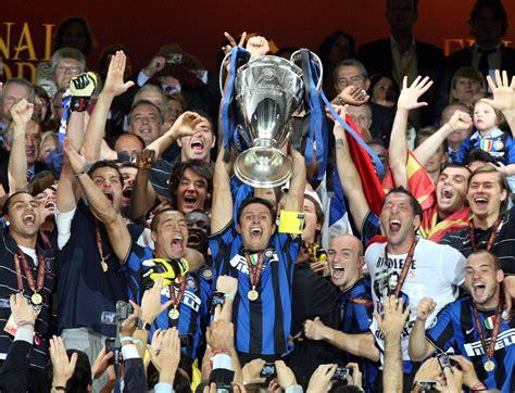 Champions all'Inter: è