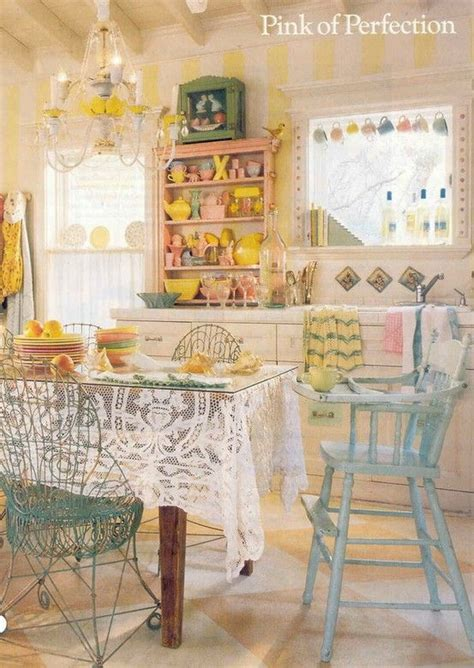 shabby chic kitchen paint colors blue and yellow dining room amazing themed kitchen 7908