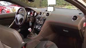 Peugeot RCZ R Interior Design | AutoMotoTV - YouTube