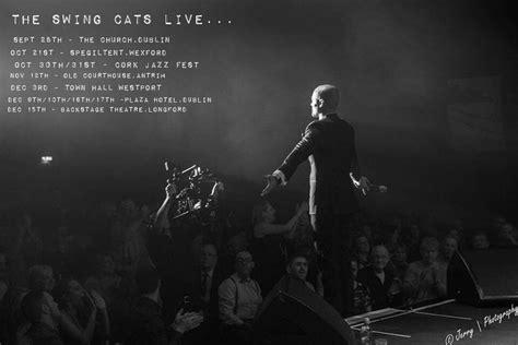Theswingcatstourdates  The Swing Cats