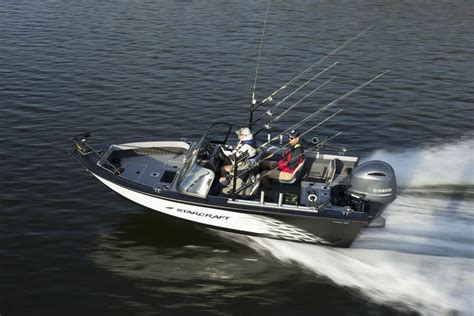 Small Fishing Boat Brands by Fishing Boats Starcraft Marine