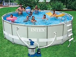 infos sur piscine intex ronde arts et voyages With petite piscine rectangulaire gonflable 15 piscine hors sol acier metal ou bois images arts et