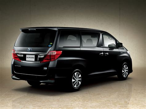 Alphard / 2nd generation / Alphard / Toyota / Database ...
