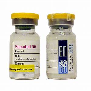Bd Stanabol 50  U2013 British Dragon Pharma