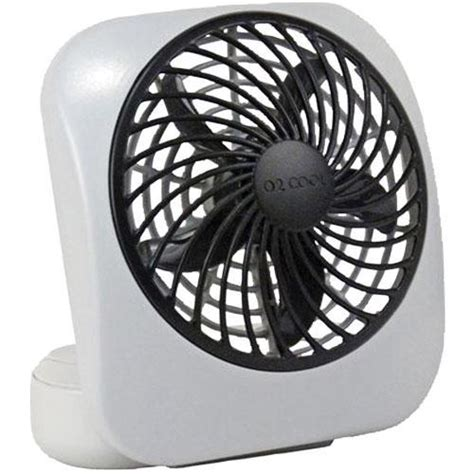 large battery operated fan o2 cool fd5004n0000 5 quot battery operated portable fan