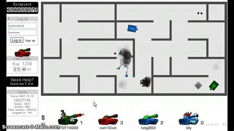Tank Trouble S1e5 (online Again)